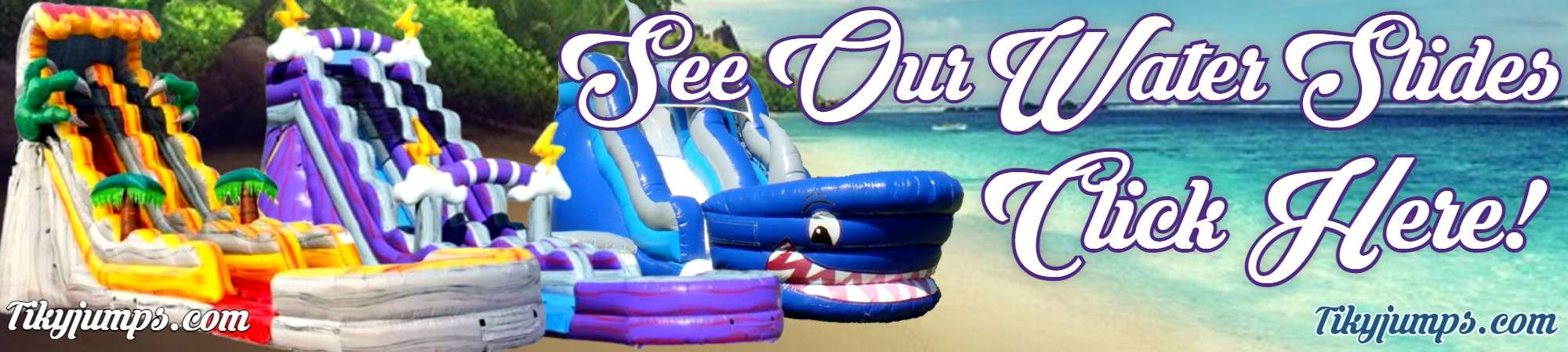Memphis Water Slide Rent