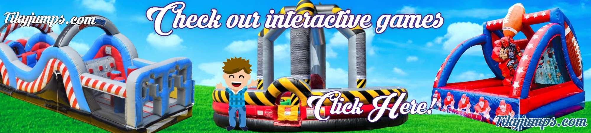 Interactive Games Rentals