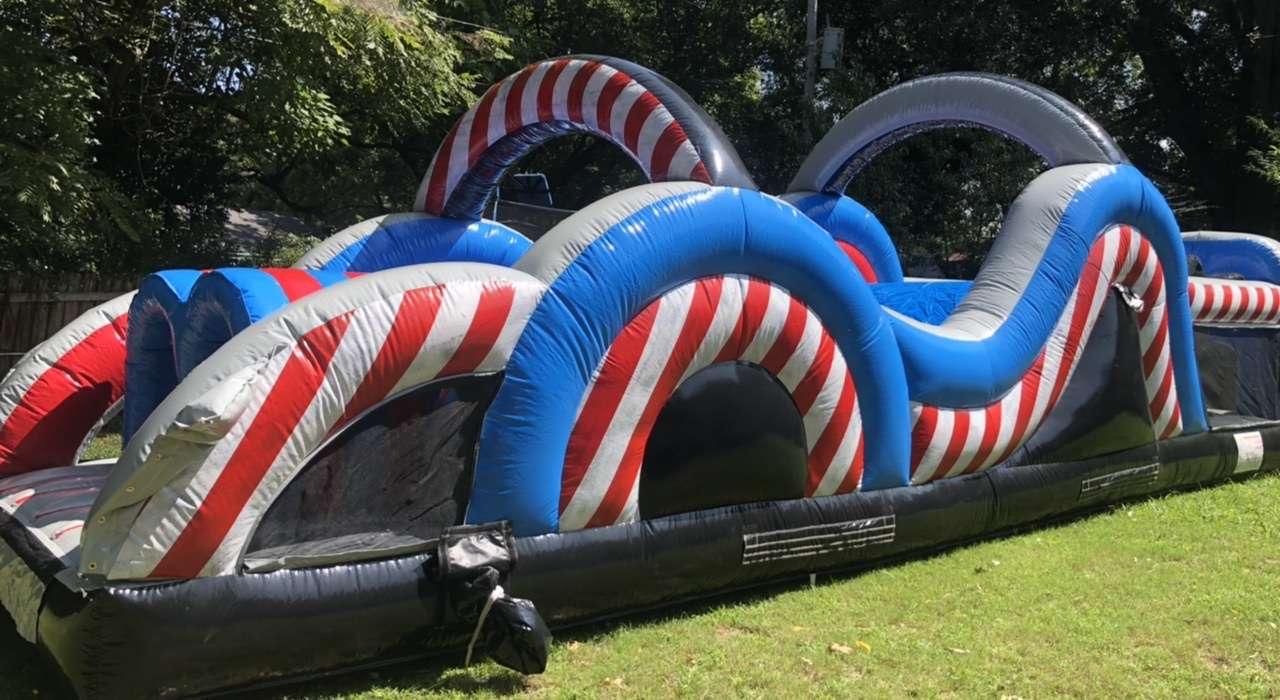 Obstacle Courses Rental Memphis
