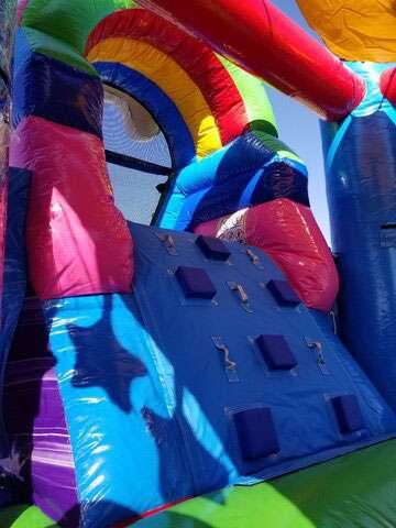 Climb Inflatable Unicorn Rental