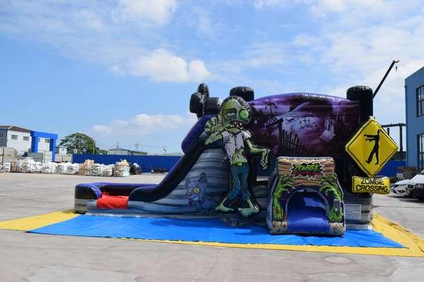 Zombie Bounce