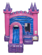 Royal Pink Castle with Slide***Coming Soon***