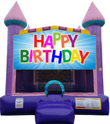 Happy Bday Dazzling Bounce House***New Jumper***
