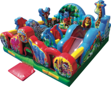 "Animal Kingdom Playground for Toddlers  <span style=""color:#5EF105;""><font size=""4"">""Watch the Video""</font></span>"
