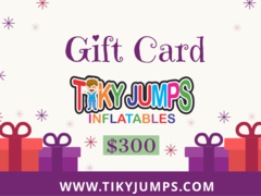 $300 Gift Card + 1 free $65 Concession or Game