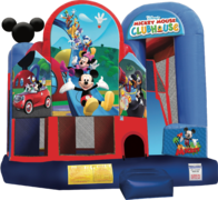 "<span style=""color:#0415BC;"">Mickey Mouse Clubhouse Combo"