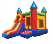 Jump n Slide Bounce House