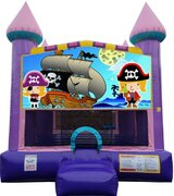 Little Pirates Dazzling Bounce House
