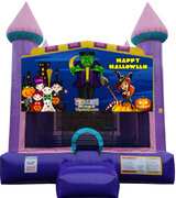 Halloween Dazzling Bounce House***New Jumper***