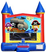 Little Pirates Bounce House***New Jumper***