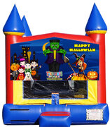 Halloween Bounce House***New Jumper***