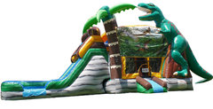 "<span style=""color:#0415BC;"">Jurassic Dinosaur Water Slide Combo"