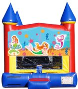 Mermaid Bounce House***New Jumper***