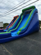 16 ft wet dry slide