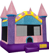 3a   Dazzling Castle Bounce House