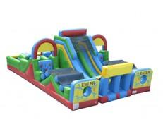 Extreme Rush 3-piece obstacle course