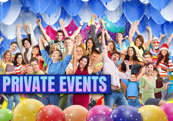 Texas Jump N Splash Private Events
