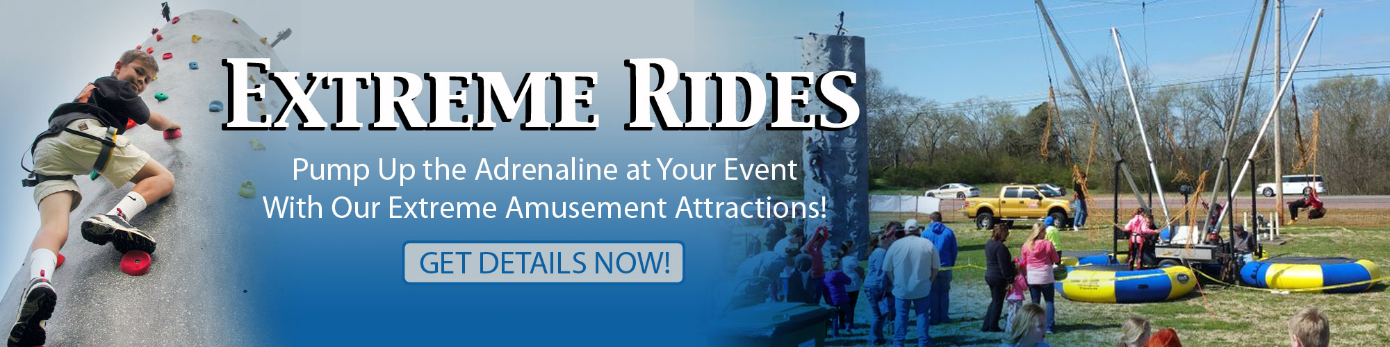 Extreme Amusement Ride Rental