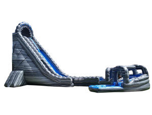 36' Raiders Ridge Water Slide with Slip n Slide Attachment