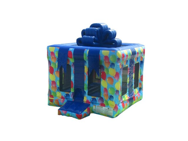 Gift Box Bounce House