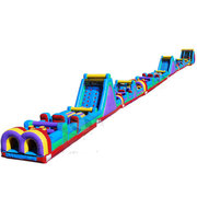 238ft Vertical Rush Obstacle Course
