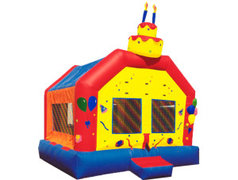Celebration Cake Bounce House