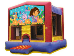 Dora The Explorer Bounce House