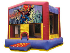 Super Hero Bounce