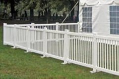 White Picket Fencing 6