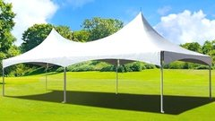 10' x 20' Frame Tent