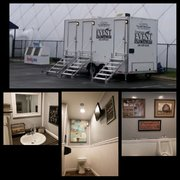 Portable Restroom Trailer (Weekly Rental)