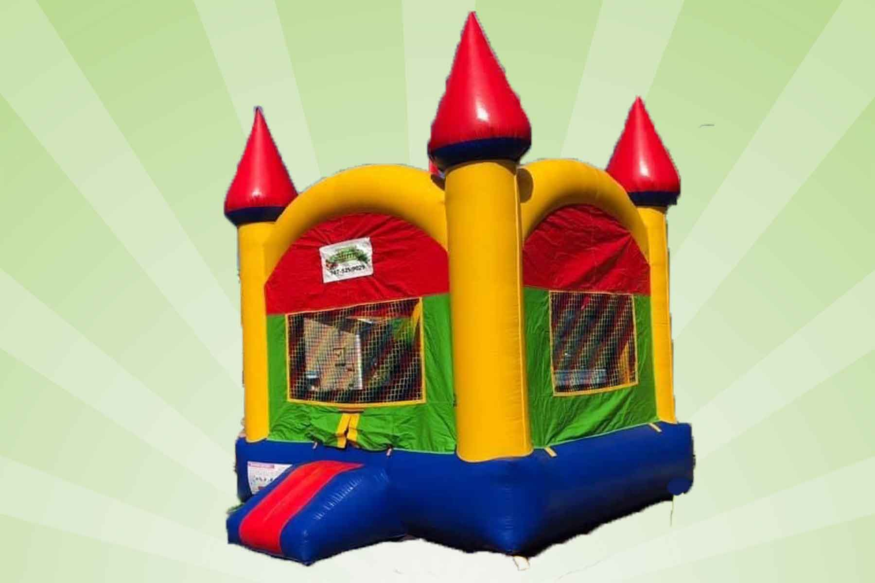 Lower Lake Bounce House Rentals