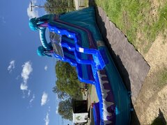 Jellyfish 15ft Waterslide