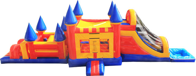 Bounce/Slide/Obstacle 3in1
