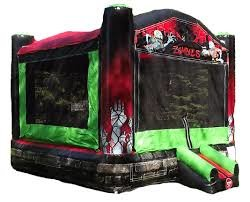 Zombie Bounce House