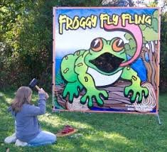 Froggy Flip Game