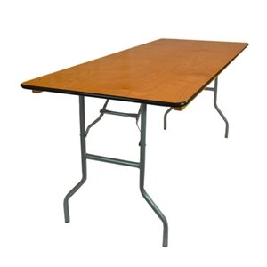 8 Ft. Folding Tables (Wooden)