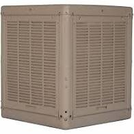 Evaporative Cooler - Swamp Cooler - Portable - 3800 CFM