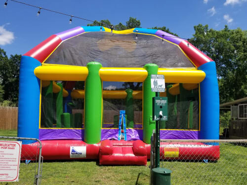 Massive Bounce House