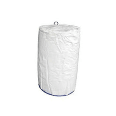 Water Barrel with White Cover