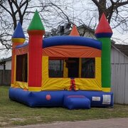 Giant Bounce House - Multi Colored
