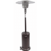 Commercial Patio Heater - Hammered Bronze