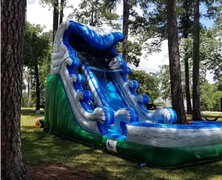 Giant Wave Waterslide