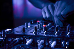 Professional DJ Services with Sound System