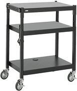 2 Tier Metal Projection Cart