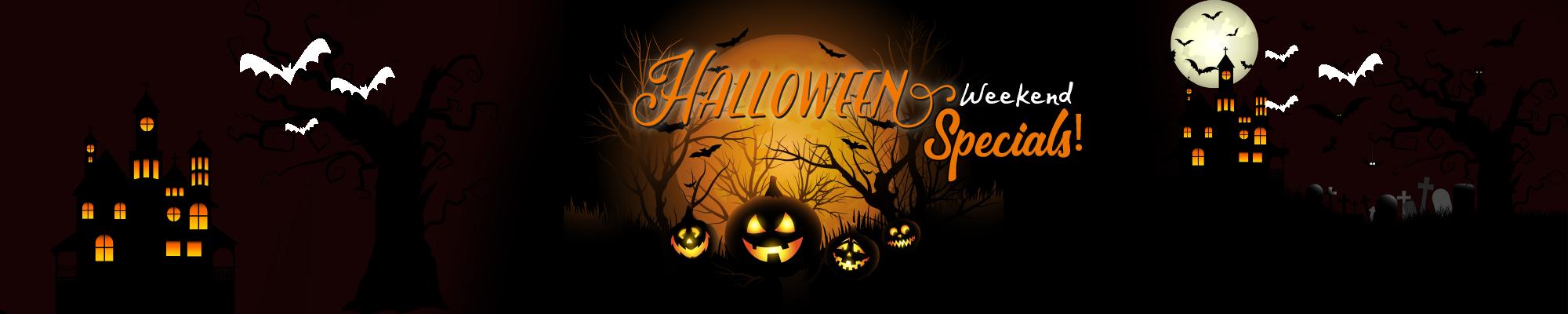 Halloween Party Rentals Near MeT