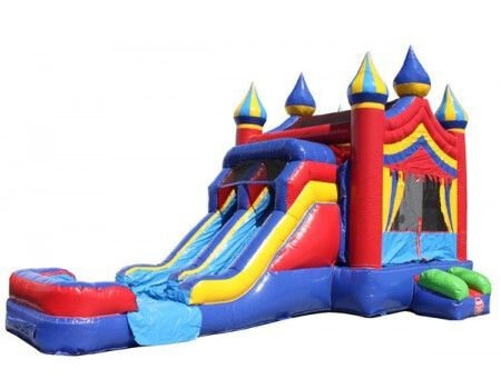 Arabian Bounce House Combo