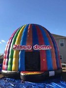 Disco Dome Dance Party Bounce House