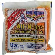 8 oz All in One Popcorn Package
