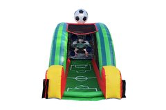 Inflatable Soccer Challange